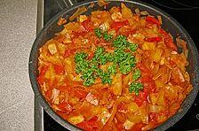 Paprika - Kraut Gulasch
