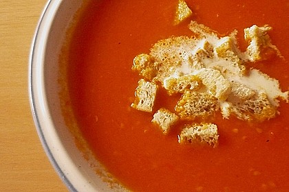 Tomatensuppe 5