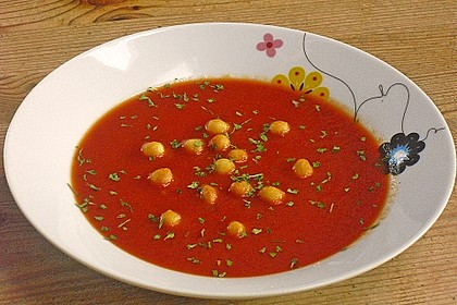 Tomatensuppe 4