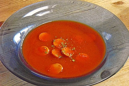 Tomatensuppe 10