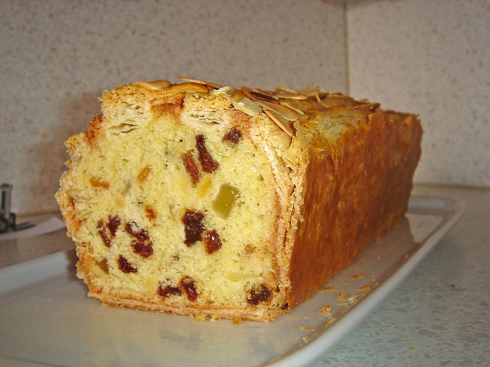 Der Kuchen für das Sonntagsfrühstück (Rezept mit Bild ...