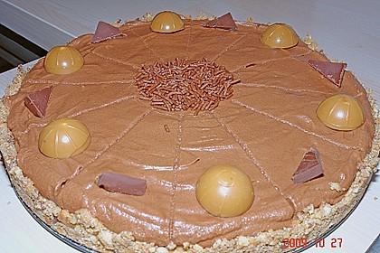 Chocolate Toffee Pie 20