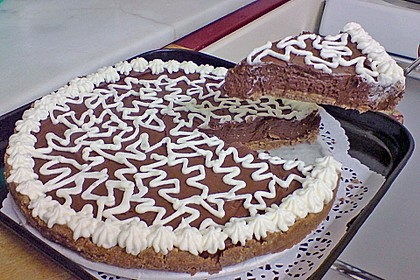 Chocolate Toffee Pie 17
