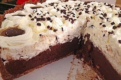 Chocolate Toffee Pie 18