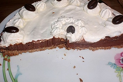 Chocolate Toffee Pie 32