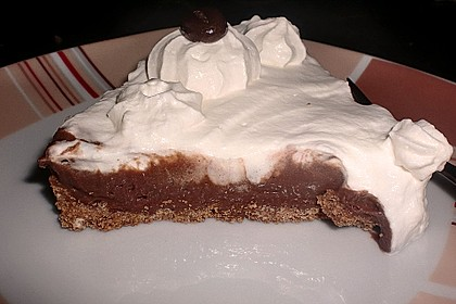 Chocolate Toffee Pie 33