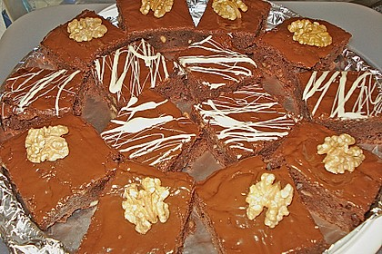 Chewy Brownies 31