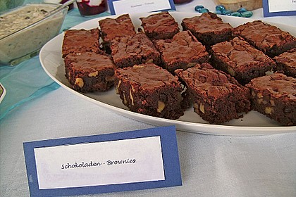 Chewy Brownies 18