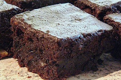 Chewy Brownies 23