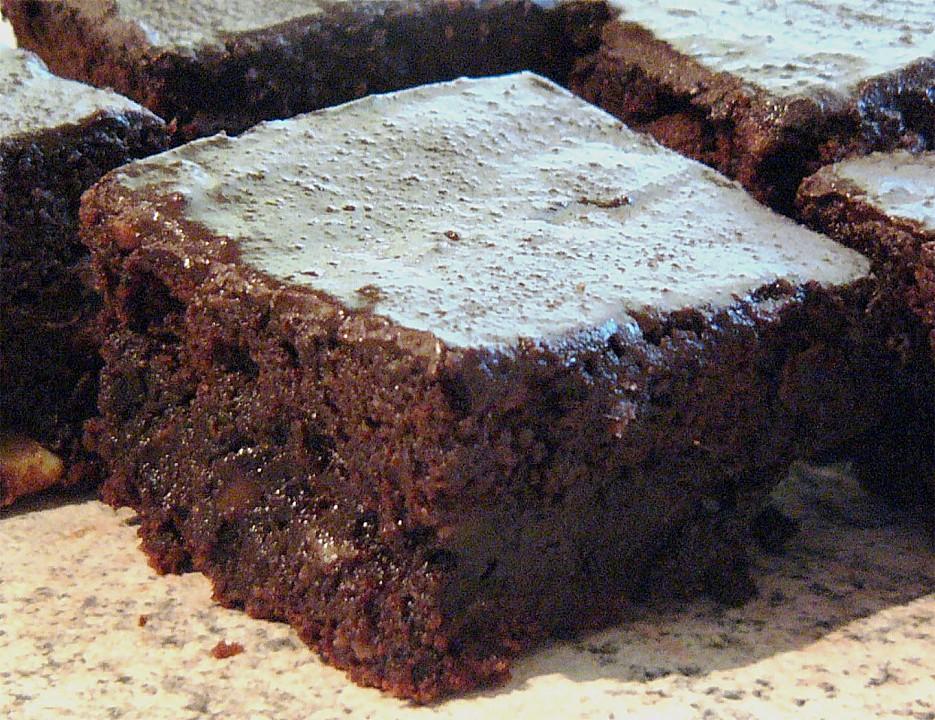chewy brownies rezept mit bild von alina1st. Black Bedroom Furniture Sets. Home Design Ideas