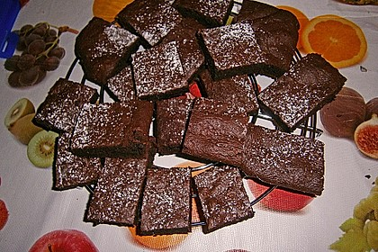 Chewy Brownies 21