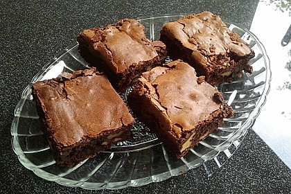 Chewy Brownies 11
