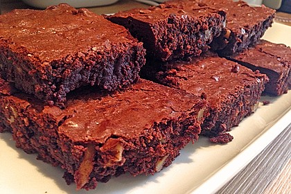 Chewy Brownies 10