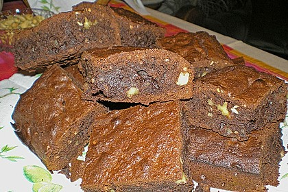Chewy Brownies 27