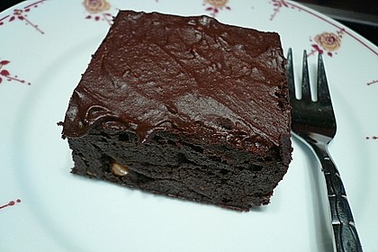 Chewy Brownies 16