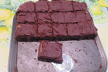 Chewy Brownies 30