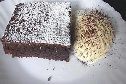 Chewy Brownies 9