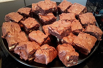Chewy Brownies 22