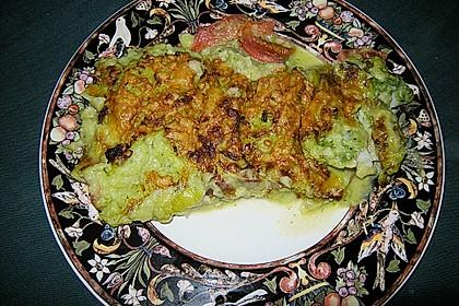 Fischfilet mit Kartofffel - Kräuter - Kruste 15