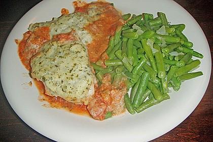 Fischfilet mit Kartofffel - Kräuter - Kruste 7