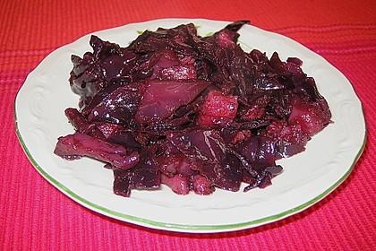 Blaukraut oder Rotkohl, klassisch 19