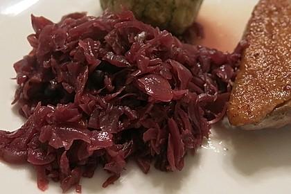 Blaukraut oder Rotkohl, klassisch 8