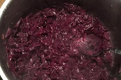 Blaukraut oder Rotkohl, klassisch 11