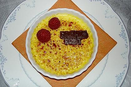 Crème brûlée 25