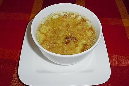 Crème brûlée 15