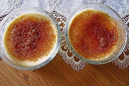 Crème brûlée 1