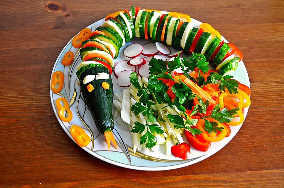 thanksgiving vegetable basket