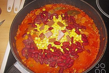 Chili con Carne - Variante 10