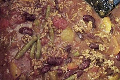 Chili con Carne - Variante 8