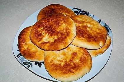 Naan - Brot