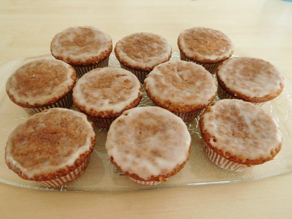 bananen walnuss muffins rezept mit bild von lenjo283. Black Bedroom Furniture Sets. Home Design Ideas