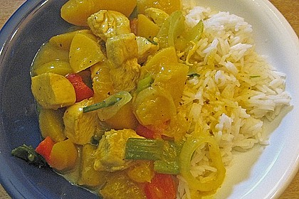 Curryhuhn 2