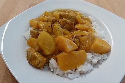 Curryhuhn 1