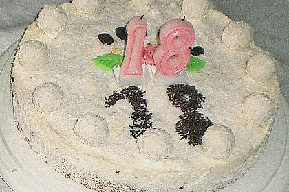Raffaello Torte 75