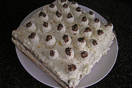 Raffaello Torte 70