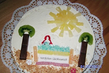 Raffaello Torte 128