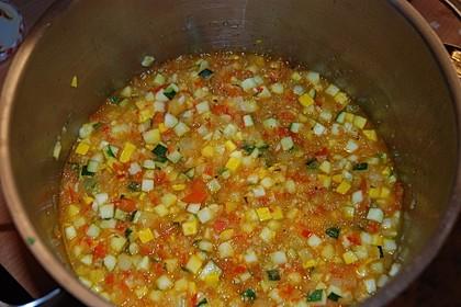 Zucchini - Chutney 2