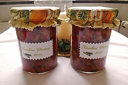 Zucchini - Chutney