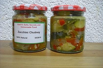 Zucchini - Chutney 1