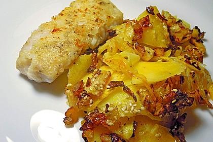 Kartoffel - Steckrüben - Gratin 1