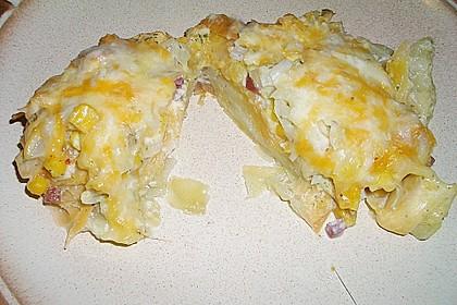 Kartoffel - Steckrüben - Gratin 11