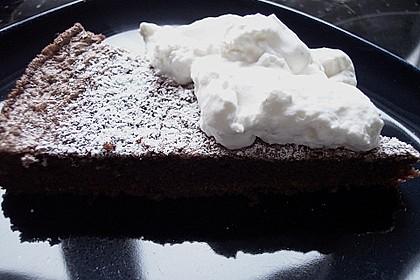 Tarte au chocolat 39