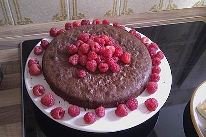 Tarte au chocolat 38
