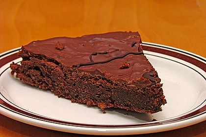 Tarte au chocolat 4