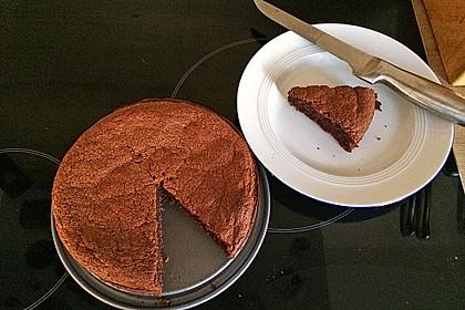 Tarte au chocolat 34