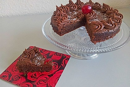 Tarte au chocolat 10